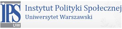 Logo Instytutu Polityki Społecznej UW