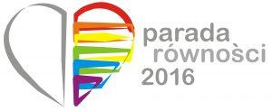 Logo Parady Równości 2016