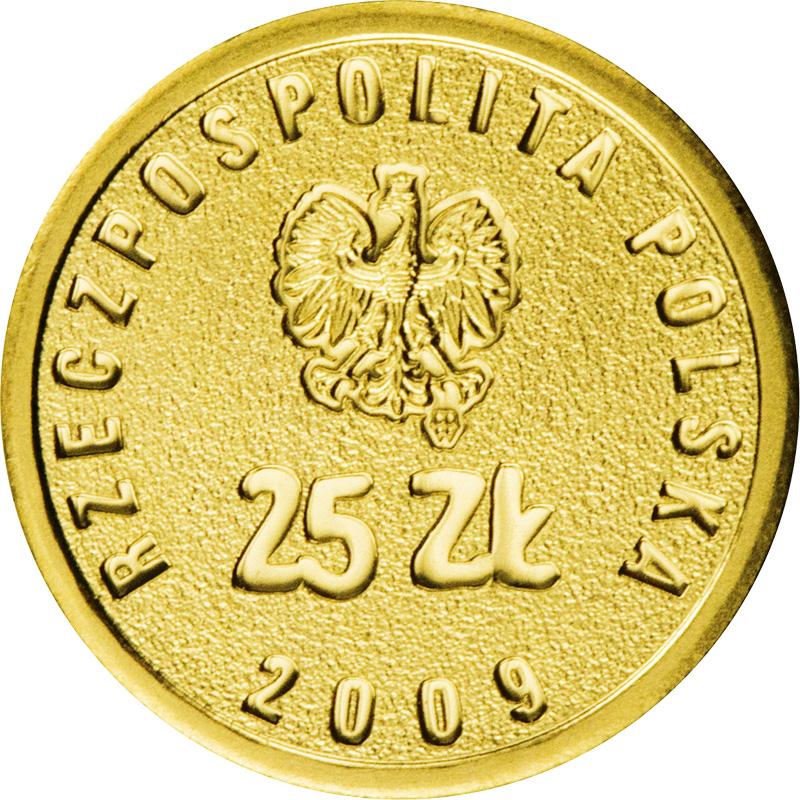 25 PLN (tak, istnieje taka moneta!)