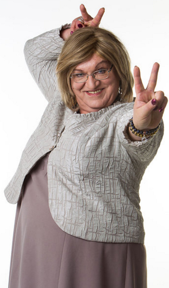 Anna Grodzka (fot. Andrzej Stawiński/Fundacja Wolontariat Równości)