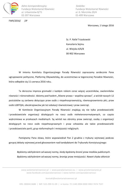 Kliknij, aby pobrać pismo w PDF