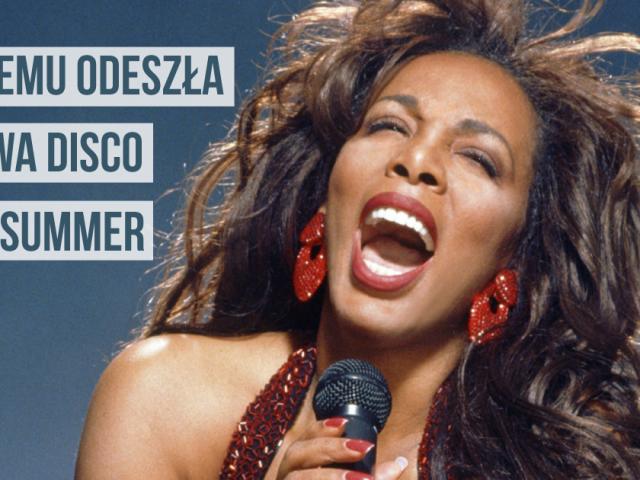 Królowa Disco odeszła 5 lat temu | Donna Summer