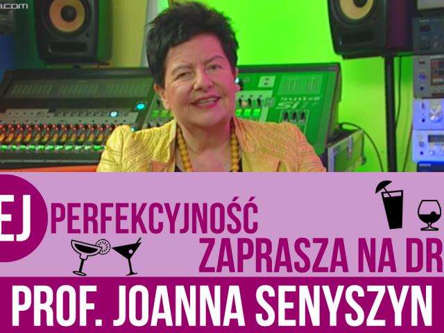 Prof. Joanna Senyszyn (23 maja 2017)
