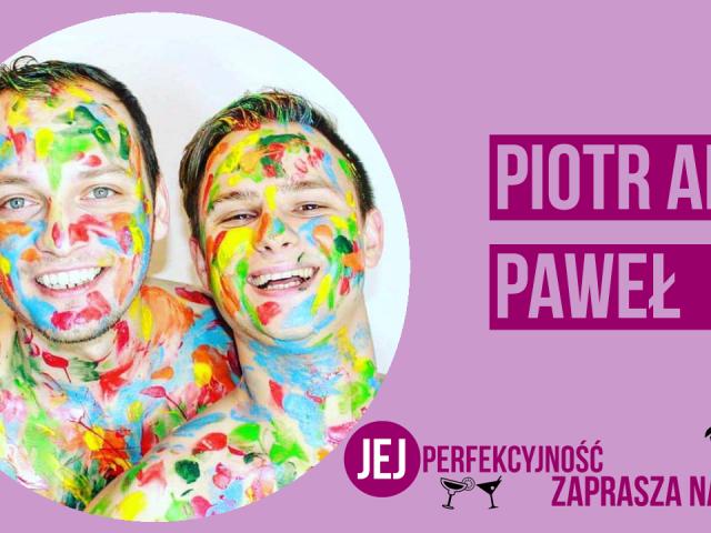 """Vloggerzy Piotr i Paweł będą gośćmi kolejnego odcinka """"Jej Perfekcyjność zaprasza na drinka"""""""