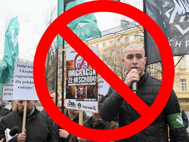 Dziwi mnie, że nie bronimy manifestacji ONR