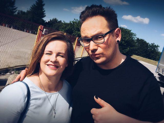 Joanna Kołaczkowska cofnęła TIRa – a ja jej w tym pomogłam