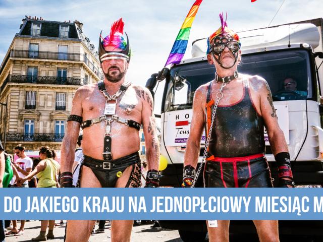 Do jakiego kraju najlepiej wyjechać na jednopłciowy miesiąc miodowy? | RANKING