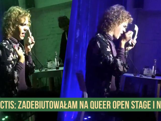 Gloria Victis: zadebiutowałam na Queer Open Stage i nie żałuję